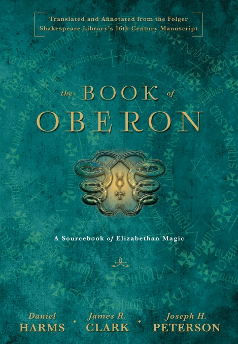 Book of Oberon Cover