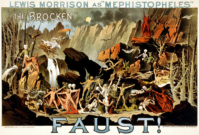 mephistopheles essay Mephistopheles: mephistopheles, familiar spirit of the devil in late settings of the legend of faust it is probable that the name mephistopheles was invented for the.