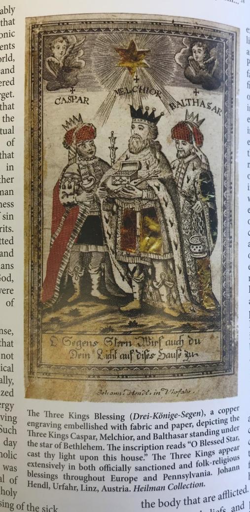 Three Kings Blessing