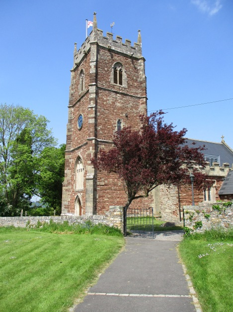 Abbots Leigh Church