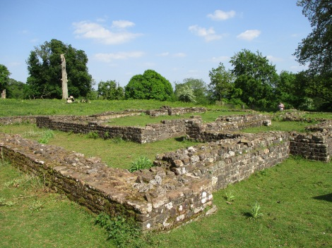 Temple of Nodens at Lydney