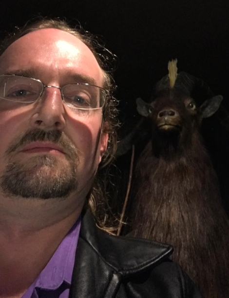 Dan Harms, Museum of Witchcraft and Magic, Boscastle, Black Philip