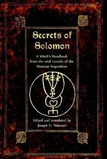 Secrets Solomon