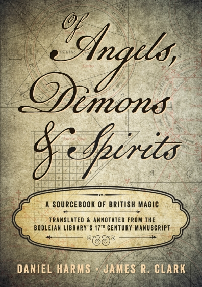 Harms Angels Demons Spirits Cover