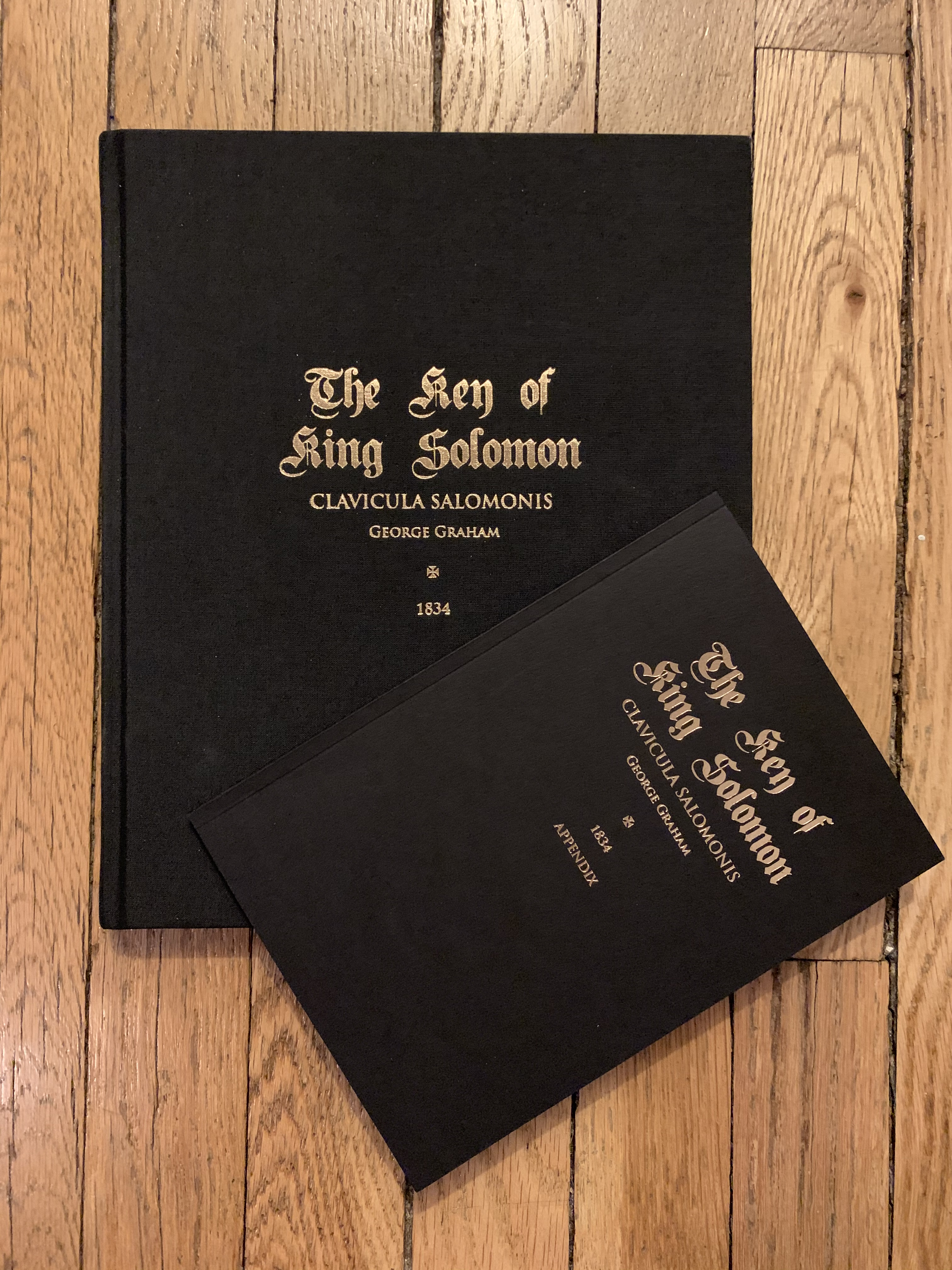 The Key of King Solomon with Transcript