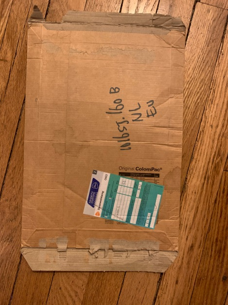 Dan's Aeon Sophia Packaging